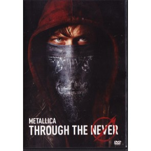 METALLICA:THROUGH THE NEVER