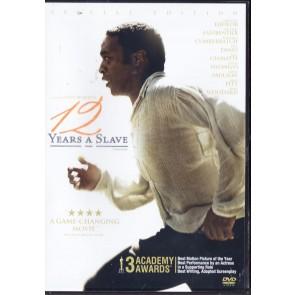 12 ΧΡΟΝΙΑ ΣΚΛΑΒΟΣ /  12 YEARS A SLAVE S.E.