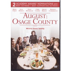 ΑΥΓΟΥΣΤΟΣ / AUGUST: OSAGE COUNTRY