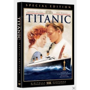 TITANIC DELUXE COLLECTORS EDITION