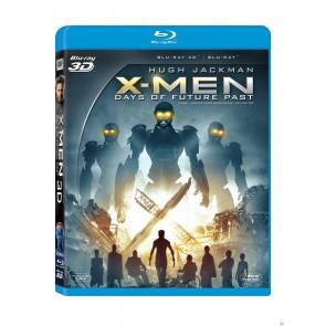 X-MEN: ΗΜΕΡΕΣ ΕΝΟΣ ΞΕΧΑΣΜΕΝΟΥ ΜΕΛΛΟΝΤΟΣ (+2D) / X-MEN: DAYS OF FUTURE PAST (+2D)