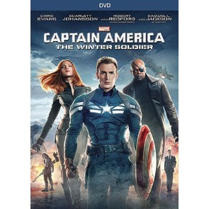 CAPTAIN AMERICA 2: O ΣΤΡΑΤΙΩΤΗΣ ΤΟΥ ΧΕΙΜΩΝΑ / CAPTAIN AMERICA: THE WINTER SOLDIER