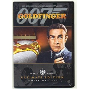 JAMES BOND Ο ΧΡΥΣΟΔΑΚΤΥΛΟΣ / JAMES BOND GOLDFINGER (SINGLE DISK)