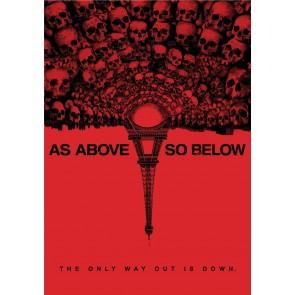 ΟΠΩΣ ΨΗΛΑ, ΕΤΣΙ ΚΑΙ ΧΑΜΗΛΑ/AS ABOVE, SO BELOW (DVD)
