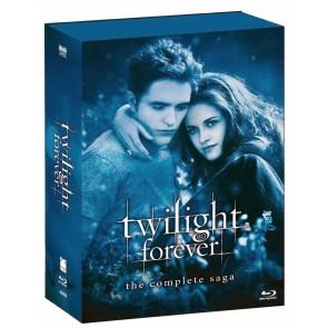 TWILIGHT FOREVER-BOXSET BR (6 discs)