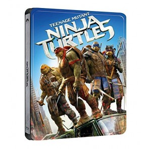 ΤΑ ΧΕΛΩΝΟΝΙΝΤΖΑΚΙΑ STEELBOOK/TEENAGE MUTANT NINJA TURTLES STEELBOOK (BD+2D)