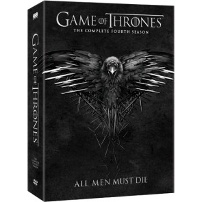 GAME OF THRONES THE COMPLETE FOURTH SEASON DVD