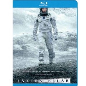 INTERSTELLAR 2DISCS BD