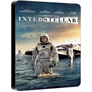 INTERSTELLAR FUTURE PACK 2DISCS BD