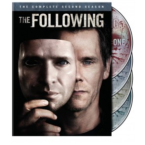 THE FOLLOWING THE COMPLETE SECOND SEASON 4DVD