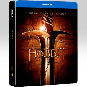 ΧΟΜΠΙΤ: Η ΤΡΙΛΟΓΙΑ STEELBOOK 2D 6 DISCS/THE HOBBIT: THE MOTION PICTURE TRILOGY
