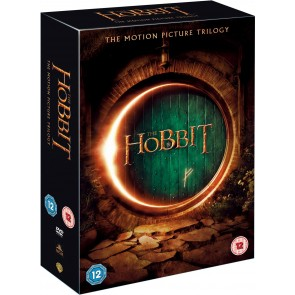 ΧΟΜΠΙΤ: Η ΤΡΙΛΟΓΙΑ DVD SPECIAL SLIPCASE 6DVD/THE HOBBIT: THE MOTION PICTURE TRILOGY 6DVD