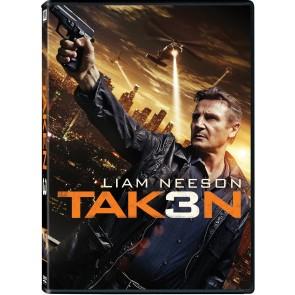 Η ΑΡΠΑΓΗ 3/TAKEN 3 DVD