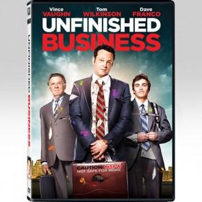 ΜΙΣΟΤΕΛΕΙΩΜΕΝΕΣ ΔΟΥΛΕΙΕΣ/UNFINISHED BUSINESS DVD