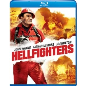 HELLFIGHTERS, THE (BD)