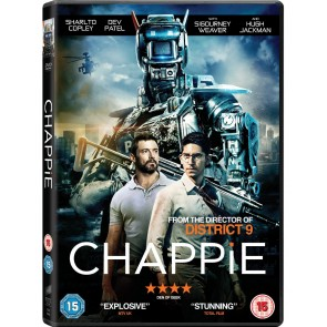 CHAPPIE (DVD) [S]
