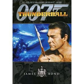 JAMES BOND: ΕΠΙΧΕΙΡΗΣΗ ΚΕΡΑΥΝΟΣ DVD/THUNDERBALL DVD