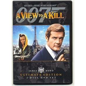 JAMES BOND: ΕΠΙΧΕΙΡΗΣΗ ΚΙΝΟΥΜΕΝΟΣ DVD/A VIEW TO A KILL DVD
