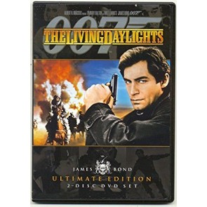 JAMES BOND: ΜΕ ΤΟ ΔΑΚΤΥΛΟ ΣΤΗ DVD/THE LIVING DAYLIGHTS DVD