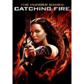 THE HUNGER GAMES:CATCHING FIRE DVD
