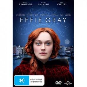 Η ΣΚΑΝΔΑΛΩΔΗΣ ΖΩΗ ΤΗΣ EFFIE GRAY/EFFIE GRAY (DVD) [S]