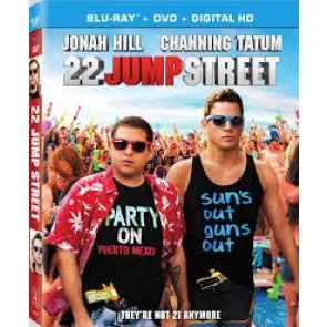 22 JUMP STREET (BD)/22 JUMP STREET (BD)