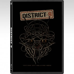 DISTRICT 9/POP ART (DVD)