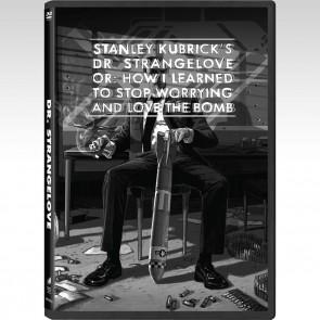 S.Ο.S.ΠΕΝΤΑΓΩΝΟ ΚΑΛΕΙ ΜΟΣΧΑ /DR. STRANGELOVE/POP ART (DVD)