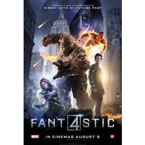FANTASTIC FOUR (2015) BD