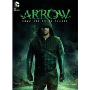 ARROW THE COMPLETE THIRD SEASON 5DVD