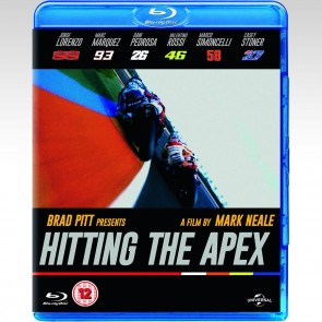 ΓΚΑΖΙΑ 300 ΧΛΜ/ΩΡΑ ΣΤΟ MOTOGP (BD)/HITTING THE APEX (aka - FIRST) (BD)