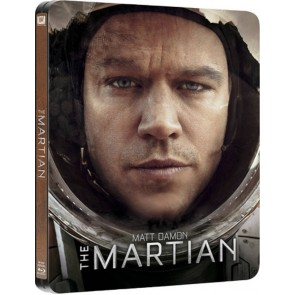 Η ΔΙΑΣΩΣΗ (3D+2D-2 DISCS STEELBOOK)THE MARTIAN(3D+2D-2 DISCS STEELBOOK)