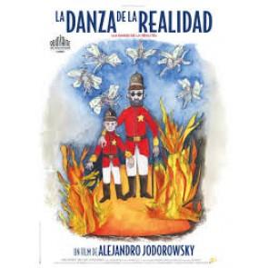 Ο ΧΟΡΟΣ ΤΗΣ ΠΡΑΓΜΑΤΙΚΟΤΗΤΑΣ DVD/LA DANZA DE LA REALIDAD DVD