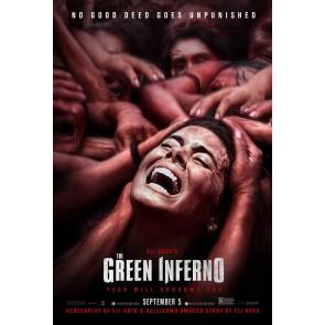ΚΑΝΙΒΑΛΟΙ DVD/THE GREEN INFERNO DVD