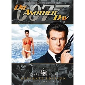 JAMES BOND ΠΕΘΑΝΕ ΜΙΑ ΑΛΛΗ ΜΕΡΑ DVD/DIE ANOTHER DAY DVD