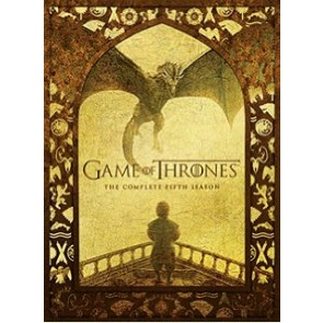 GAME OF THRONES: ΟΛΟΚΛΗΡΟΣ Ο ΠΕΜΠΤΟΣ ΚΥΚΛΟΣ 5/GAME OF THRONES: THE COMPLETE FIFTH SEASON 5