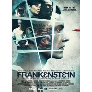 FRANKENSTEIN (2015) DVD