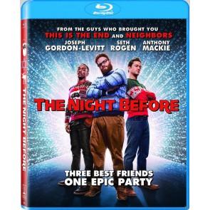 ΟΙ ΠΑΡΤΑΚΗΔΕΣ (BD)/THE NIGHT BEFORE (BD)
