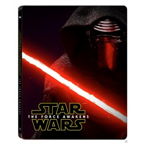 STAR WARS: Η ΔΥΝΑΜΗ ΞΥΠΝΑΕΙ STEELBOOK (2 BD)/STAR WARS EPISODE VII: THE FORCE AWAKENS STEELBOOK (2 B