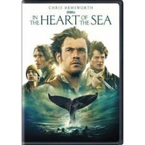 ΣΤΗΝ ΚΑΡΔΙΑ ΤΗΣ ΘΑΛΑΣΣΑΣ DVD/IN THE HEART OF THE SEA DVD