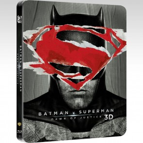 BATMAN V SUPERMAN: Η ΑΥΓΗ ΤΗΣ ΔΙΚΑΙΟΣΥΝΗΣ 2D/3D/BATMAN V SUPERMAN: DAWN OF JUSTICE 2D/3D