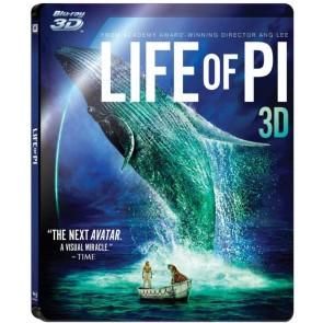 Η ΖΩΗ ΤΟΥ ΠΙ / LIFE OF PI 3D+2D