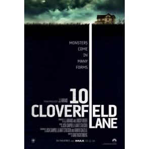 10 CLOVERFIELD LANE DVD