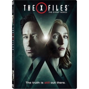 THE X-FILES: THE EVENT SERIES (3 DISCS)