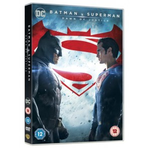 BATMAN V SUPERMAN:Η ΑΥΓΗ ΤΗΣ ΔΙΚΑΙΟΣΥΝΗΣ DVD/BATMAN V SUPERMAN:DAWN OF JUSTICE DVD