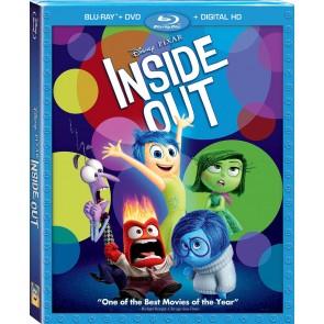 ΤΑ ΜΥΑΛΑ ΠΟΥ ΚΟΥΒΑΛΑΣ(DVD+BD COMBO)/INSIDE OUT (DVD+BD COMBO)