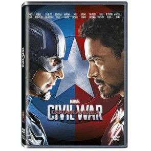 CAPTAIN AMERICA: ΕΜΦΥΛΙΟΣ ΠΟΛΕΜΟΣ (DVD)/CAPTAIN AMERICA: CIVIL WAR (DVD)