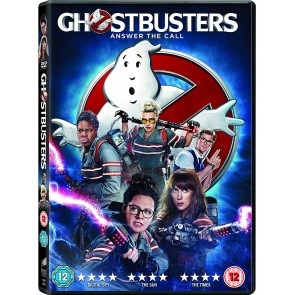 GHOSTBUSTERS 2016 (DVD)