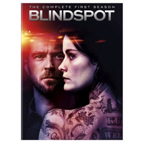 BLINDSPOT ΟΛΟΚΛΗΡΟΣ Ο ΠΡΩΤΟΣ ΚΥΚΛΟΣ 5DVD/BLINDSPOT THE COMPLETE FIRST SEASON 5DVD