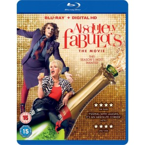 ABSOLUTELY FABULOUS: Η ΤΑΙΝΙΑ BD/ABSOLUTELY FABULOUS: THE MOVIE BD